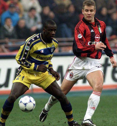 Bierhoff contra el Parma (Sociedad del Desfase)