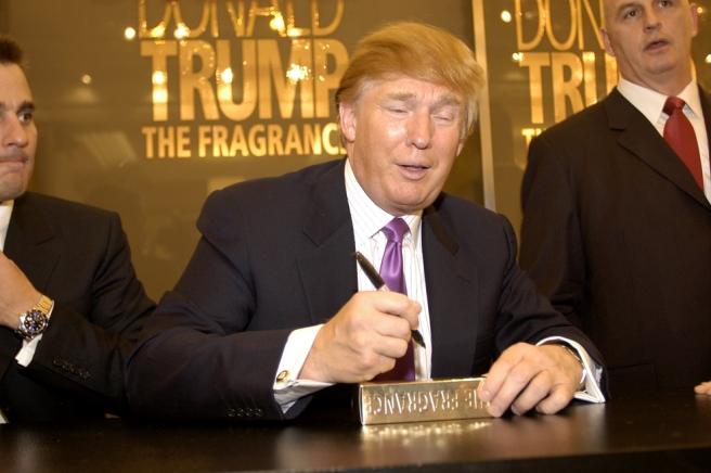 Donald Trump (Sociedad del Desfase)