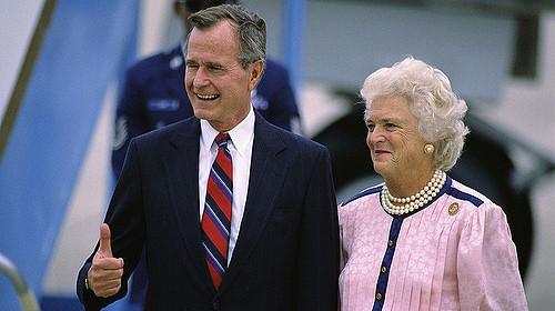 George Bush Sr (Sociedad del Desfase)