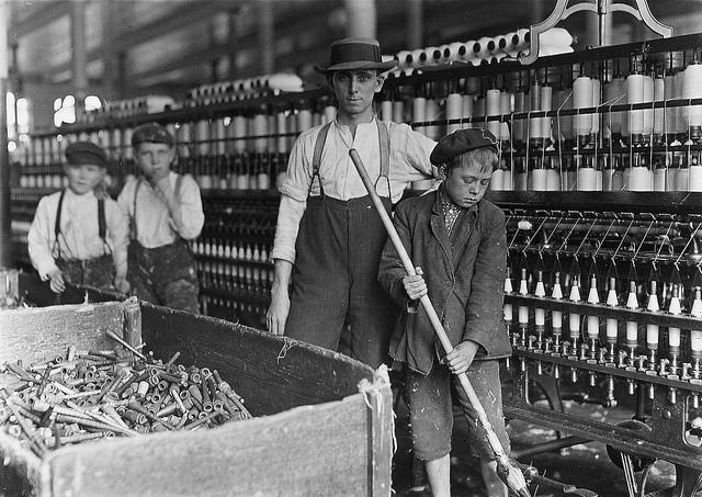 Revolución Industrial (Sociedad del desfase)