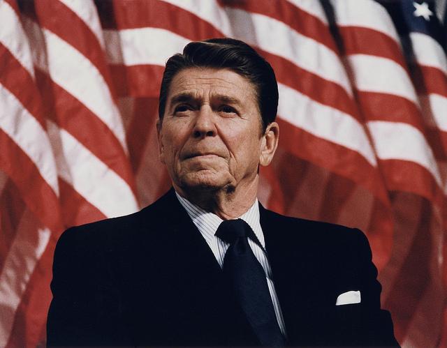 Ronald Reagan (Sociedad del Desfase)