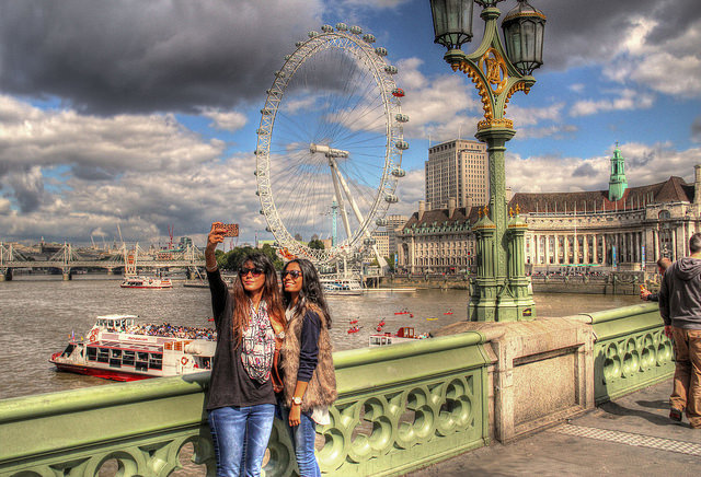 Ir de guay en Londres (Sociedad del Desfase)