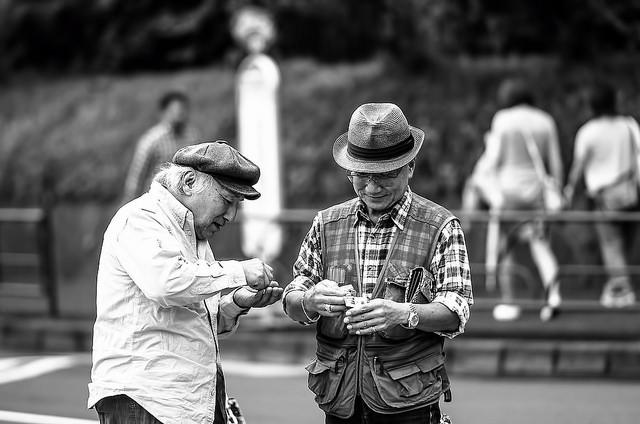 Ancianos (Sociedad del Desfase)