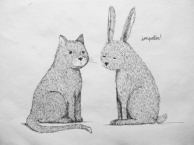 Gato por liebre (Sociedad del Desfase)