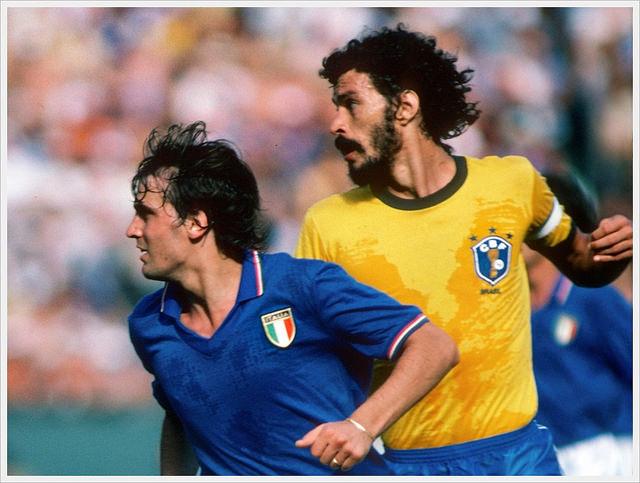Sócrates en el Mundial 82 (Sociedad del Desfase)