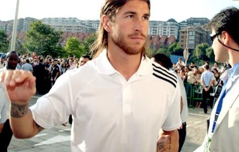 Sergio Ramos (Sociedad del desfase)