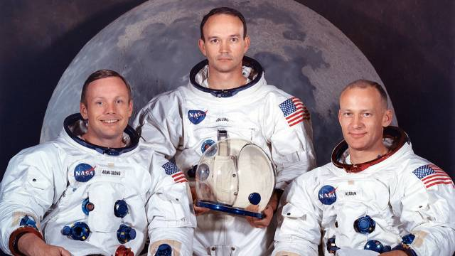 Apollo 11 Crew (Sociedad del Desfase)