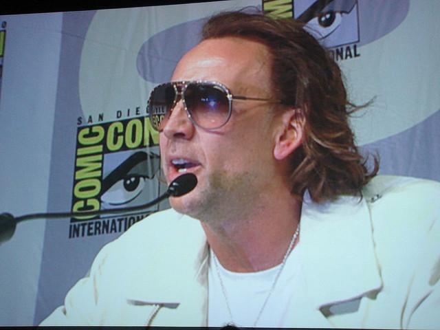 Nicolas Cage (Sociedad del Desfase)
