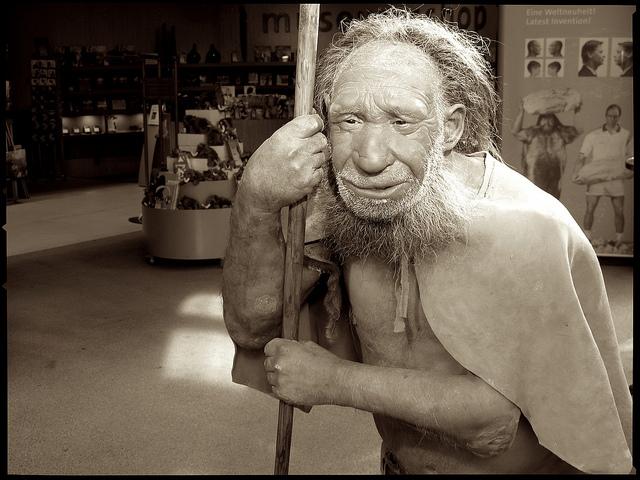 Sociedad del Desfase (Neandertales)